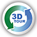 3D virtuelna tura : STAN, 2.5, prodaja, Beograd, 57 m2, 93500e