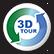 3D virtuelna tura : POSLOVNI PROSTOR, 2.0, prodaja, Beograd, 173 m2, 260000e