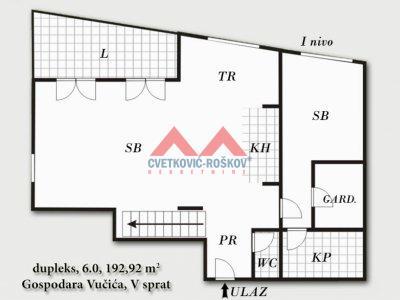 Detaljnije : STAN, >5.0, prodaja, Beograd, 192.93 m2, 551780e