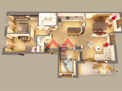 Detaljnije : STAN, 4.0, prodaja, Beograd, 113 m2, 260000e