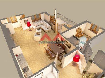 Detaljnije : STAN, 4.0, prodaja, Beograd, 126 m2, 265000e