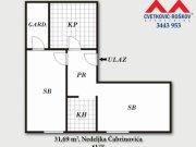 Detaljnije: STAN, 1.5, prodaja, Beograd, 32 m2, 68640e