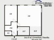 Detaljnije: STAN, 2.0, prodaja, Beograd, 47 m², 84000€