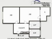 Detaljnije: STAN, 2.5, prodaja, Beograd, 64 m2, 123000e