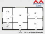 Detaljnije: STAN, 3.0, prodaja, Beograd, 72 m², 79000€