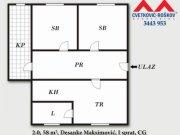 Detaljnije: STAN, 2.0, prodaja, Beograd, 58 m2, 119000e