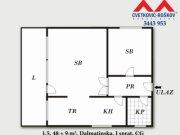 Detaljnije: STAN, 1.5, prodaja, Beograd, 48 m2, 92000e