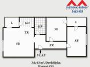 Detaljnije: STAN, 3.0, prodaja, Beograd, 63 m2, 126000e