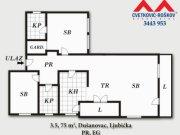 Detaljnije: STAN, 3.5, prodaja, Beograd, 75 m2, 108750e