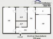 Detaljnije: STAN, 2.0, prodaja, Beograd, 63 m², 54000€