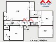 Detaljnije: STAN, 4.0, prodaja, Beograd, 98 m², 185000€