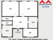 Detaljnije: STAN, 3.0, prodaja, Beograd, 110 m2, 88000e