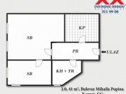 Detaljnije: STAN, 1.5, prodaja, Beograd, 41 m², 58000€