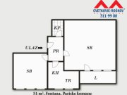 Detaljnije: STAN, 2.0, prodaja, Beograd, 51 m2, 75000e