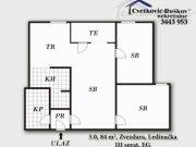 Detaljnije: STAN, 2.5, prodaja, Beograd, 84 m², 69500€