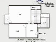 Detaljnije: STAN, 2.0, prodaja, Beograd, 50 m², 64500€