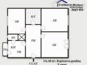 Detaljnije: STAN, 3.0, prodaja, Beograd, 68 m², 126000€
