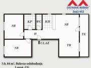 Detaljnije: STAN, 3.0, prodaja, Beograd, 84 m2, 210000e