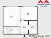 Detaljnije: STAN, 1.5, prodaja, Beograd, 32 m², 47000€