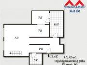Detaljnije: STAN, 2.5, prodaja, Beograd, 47 m2, 24000e