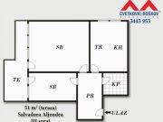 Detaljnije: STAN, 2.0, prodaja, Beograd, 51 m2, 41111e