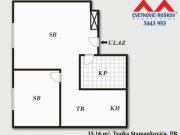 Detaljnije: STAN, 1.0, prodaja, Beograd, 35 m2, 89700e