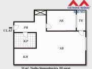 Detaljnije: STAN, 1.5, prodaja, Beograd, 35 m2, 89250e