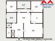 Detaljnije: STAN, 3.0, prodaja, Beograd, 86 m2, 87900e